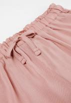 Superbalist Kids - Elasticated shorts - pink