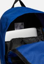 adidas Performance - Classic backpack 3 stripes  - blue