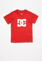 DC - Star tee - red