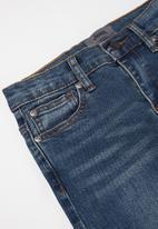 JEEP - Slim fit denim jeans - blue
