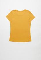 Billabong  - Palmy teens tee - yellow