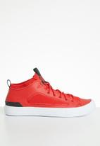Converse - Chuck Taylor All Star ultra ox - university red/black/white