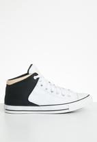 Converse - Chuck Taylor All Star high street mid - white/black/farro