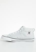 Converse - Chuck Taylor All Star street mid - photon dust/black/white