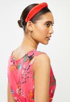 Brave Soul - Molly jumpsuit - pink
