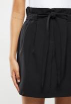 Brave Soul - Juli skirt - black