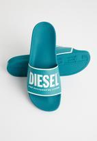Diesel  - Valla slide - light blue