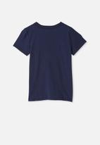Cotton On - Max short sleeve tee - navy