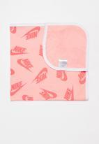 Nike - Nhn futura blanket bodysuit & hat - pink