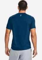 Under Armour - UA speed stride short sleeve tee - blue