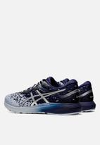 Asics - Dynaflyte 4 - peacoat & pure silver