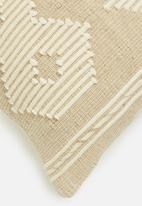 Sixth Floor - Kira cushion cover - natural