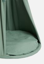H&S - Hanging chair - green