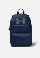 Under Armour - Ua loudon backpack - academy medium heather