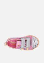 Skechers - Twinkle breeze 2.0-razzle up - pink