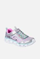 Skechers - Galaxy lights - silver