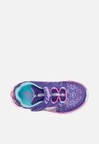 Skechers - Galaxy lights - purple mint