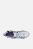 Skechers - Girls twinkle lite sneaker - silver