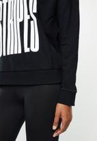 adidas Performance - Mhe sweat top - black