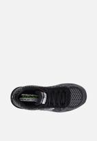 Skechers - Flex advantage 2.0 golden point - black charcoal