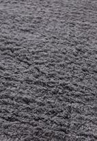 Sixth Floor - Stone-washed bath mat - grey