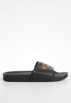 Billabong  - Pool slide - black & orange