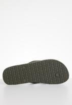Billabong  - Stacked flip-flops - green