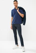 MANGO - Indie polo shirt - blue