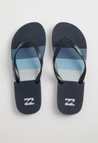 Billabong  - Momentun flip-flops - navy