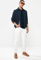 MANGO - Cloud jacket - navy