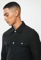 MANGO - Sunset jacket - black
