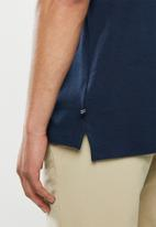 Nautica - Classic fit deck polo - navy