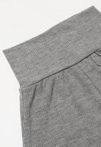 Baby Star - Unisex 2 piece set - grey