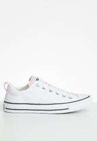 Converse - Chuck Taylor All Star madison ox - white/pink glaze/mouse