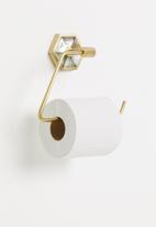Sixth Floor - Toilet paper holder - gold