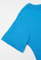 POP CANDY - Boys 2 pack printed tee - blue & black