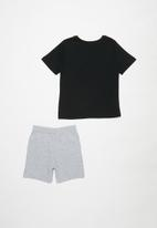 POP CANDY - Shorts & short sleeve tee pj set - multi