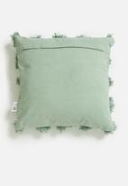 Sixth Floor - Mia cushion cover - sea foam