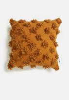Sixth Floor - Mia cushion cover - ginger