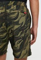 Levi's® - Lined climber short - khaki