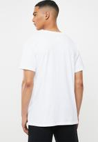 DC - Star short sleeve tee - white