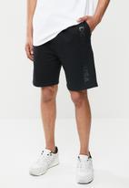 DC - Wepma walk shorts - black