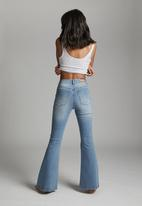 Cotton On - Vintage flare jean - aireys blue