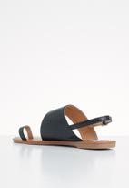 Madison® - Mona sandal - black