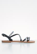 Madison® - Nola sandal - black