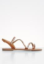 Madison® - Nola sandal - tan