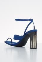Madison® - Kelly heel - blue