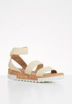 Madison® - Remy sandal - neutral