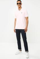 Nautica - Classic fit deck polo  - craddle pink
