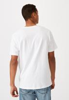 Cotton On - Essential V-neck T-shirt - white
